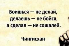Чингисхан это голова!