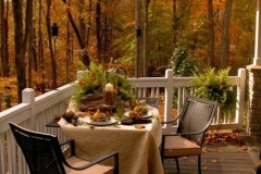 Это осень, пора печальная....